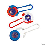 Patriotic Disc Shooters