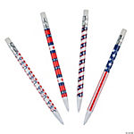 Patriotic Mechanical Pencils