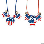 Patriotic Necklace Craft Kit