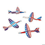 Patriotic Printed Gliders