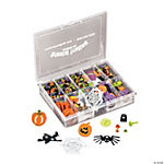 340 Pc. Halloween Embellishment Kit
