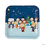 Peanuts® Christmas Dinner Plates