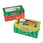Peanuts® Christmas Loaf Boxes