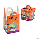 Peanuts® Halloween Cupcake Boxes