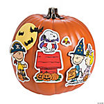 Peanuts® Halloween Pumpkin Decorating Craft Kit