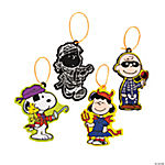 Peanuts® Halloween Scratch 'N Reveal Ornaments
