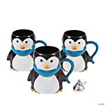 Penguin Party Mugs