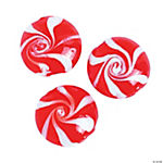 Peppermint Swirl Beads