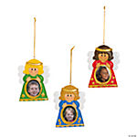 Photo Angel Ornaments
