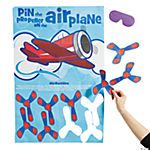 Pin the Propeller on the Airplane Game