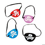 Pirate Eyepatch Assortment