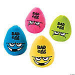 Plush Bad Eggs