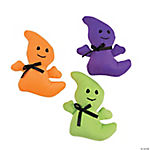 Plush Bright Colored Ghosts