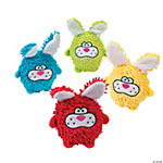 Plush Easter Bunny Balls