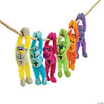 Plush Long Arm Religious Gorillas