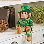 Plush St. Patrick's Day Leprechaun
