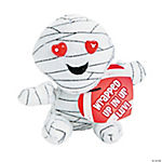 Plush Valentine Mummy