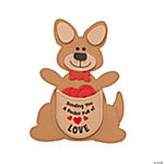 Pocket Full of Love Kangaroo Valentine Craft Kit