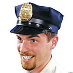 Police Hat Navy