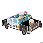 Police Party Cupcake Holder