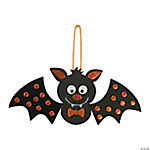 Polka Dot Bat Ornament Craft Kit