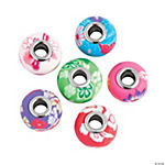 Polymer Large Hole Beads - 14mm