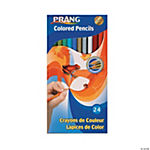 Prang Colored Pencils 24-Piece Set