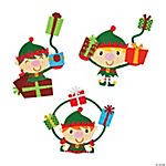 Present Elves Magnet Craft Kit