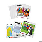 Primary Word of the Day Cards