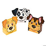 Puppy Party Favor Boxes