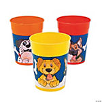 Puppy Party Tumblers