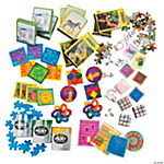 Puzzle Assortment