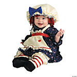 Ragamuffin Dolly Costume for Girls