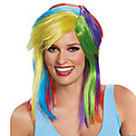 Rainbow Dash Wig for Women