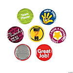 Recognition Mini Buttons