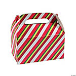 Red & Green Gift Boxes