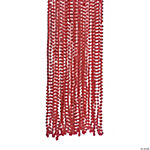 Red Bead Necklaces