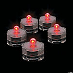 Red LED Submersible Underwater Lights