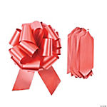Red Wedding Pull Bows