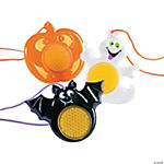 Reflective Halloween Character Necklaces