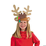 Reindeer Antler Headband Craft Kit