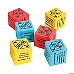 Religious Dice Assortment