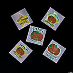 Religious Glow-in-the-Dark Jack-O'-Lantern Tattoos