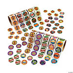 Reward Rolls of Stickers Assortment