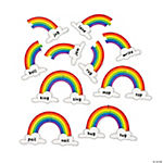Rhyming Rainbow Puzzles