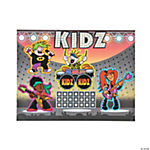 Rock Star Sticker Scenes