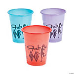 Rockin' 50's Disposable Cups