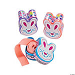 Roll Tape Gum with Easter Bunny Design
