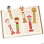 Santa & Friends Bookmarks