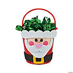 Santa Bucket Craft Kit